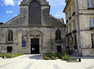 Abbatiale de Bernay