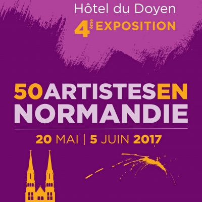 Caen et Bayeux avec «Artistes En Normandie»