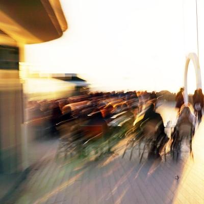 Deauville. Bar du soleil (2). Format 40 par 60 cm. Tirage 1 sur 10 disponible