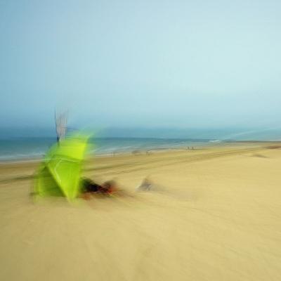 Lion-sur-Mer. Oasis. Tirages disponibles