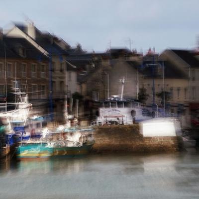 Port-en-Bessin (5) Premier plan. Tirages disponibles