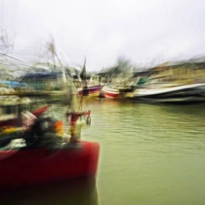 Port-en-Bessin (6). Voyage. Tirages disponibles