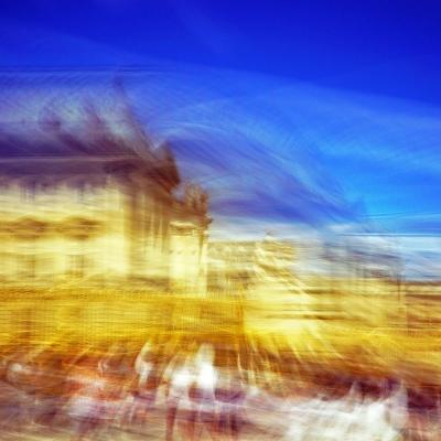 Versailles. Entrée du Chateau