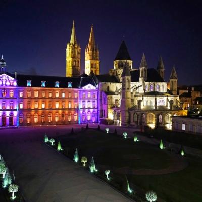 Caen(1) Mairie