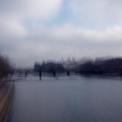 Paris. Bord de Seine (1)