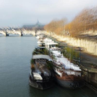 Paris. Bord de Seine (2)