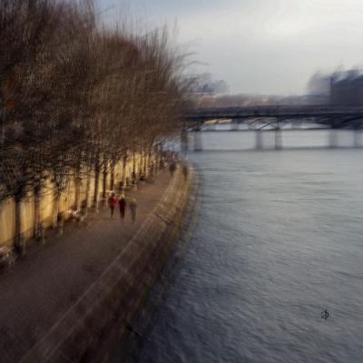 Paris. Bord de Seine (4)
