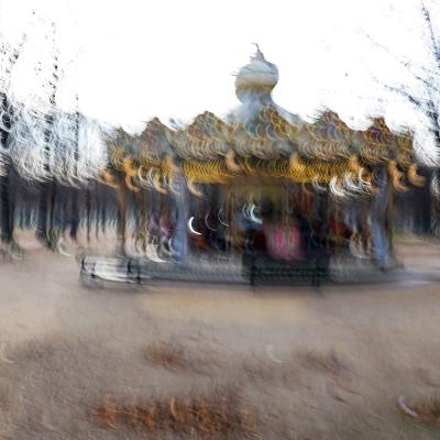 Paris. Carrousel jardin des Tuileries (2)