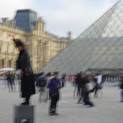 Paris. Le Louvre (2)
