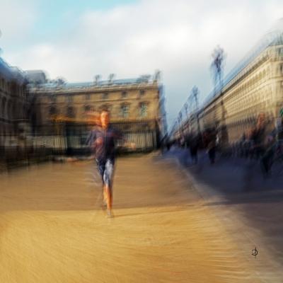 Paris. Rue de Rivoli (1)