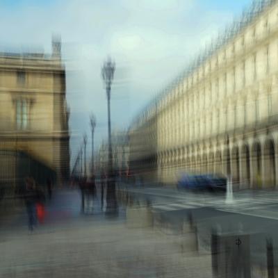 Paris. Rue de Rivoli  (2)