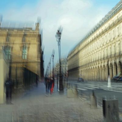Paris. Rue de Rivoli (3)