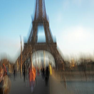 Paris. Tour Eiffel (2)